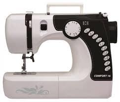 <b>Швейная машина COMFORT 16</b> Артикул 7125 купить недорого в ...