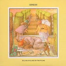 אלבום לאי בודד - <b>Genesis</b> - <b>Selling England</b> By The Pound by ...