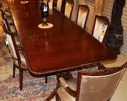 kitchen table furniture vintage pedestal dining