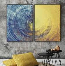 <b>HAOCHU Nordic</b> Decorative Canvas Painting Abstract Pictures ...