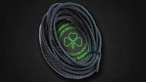 057.How to Make <b>Round</b> Braid - Плетем круглый кожаный шнур ...