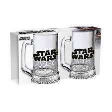 """Дисней <b>Кружка</b> """"Ладья"""" 500 мл """"<b>Star Wars</b> Logo"""", 2 шт."""