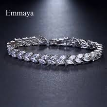 Buy wedding jewelry leaf bracelet and get free shipping on ...