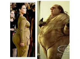 Kim Kardashian VMAs | Look via Relatably.com