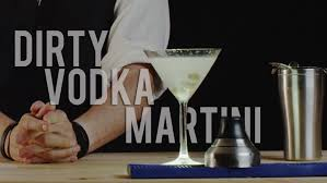 Martini Recipes Vodka How To Make The Dirty Vodka Martini Best Drink Recipes Youtube