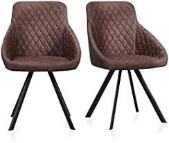 Swivel Dining Chairs - Amazon.co.uk