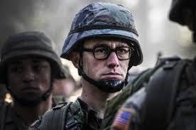 Опубликовано фото <b>Гордона</b>-Левитта в роли Сноудена ...