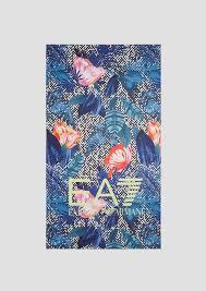 Пляжное <b>полотенце</b> из <b>микрофибры</b> с тропическим цветочным ...