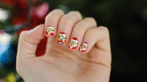 """Résultat de recherche d'images pour """"vernies a ongles original theme noel"""""""