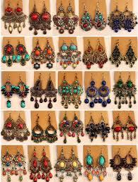 2018 <b>Hot</b> Sales <b>Vintage Tibetan</b> Silver/Bronze Resin Gem Diamond ...