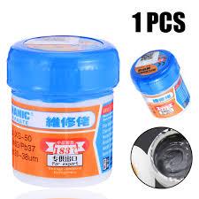 tocawe XG-50 <b>Repair Soldering Welding</b> Flux Paste Grease Sn63 ...