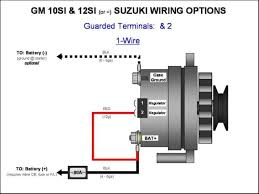 one wire alternator wiring diagram ford wiring diagram one wire ford alt conversion pirate4x4 4x4 and off road forum