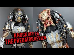 <b>Haocaitoy</b> Fugitive Predator <b>1/6</b> Scale The Predator Figure Review ...