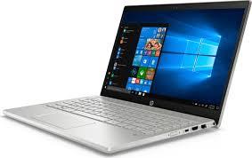 """<b>14</b>"""" <b>Ноутбук HP Pavilion 14</b>-ce1001ur 5CT33EA, серебристый ..."""