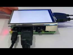 #Tutorial - Raspberry Pi TFT LCD <b>Display</b> (<b>3.5 inch</b>) - Getting Started ...