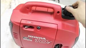 <b>Бензиновый генератор Honda</b> EU10IK1G | онлайн-гипермаркет ...