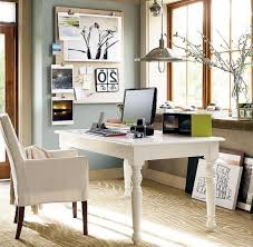 home office furniture ideas workspace white nice desks with comfy chair for scandinavian decor chic chic wood office desk