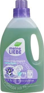 Купить <b>Гель для стирки</b> Meine Liebe для цветных тканей 800мл с ...
