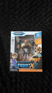 Обзор от покупателя на <b>Трансформер TOBOT</b> X, с ключом ...