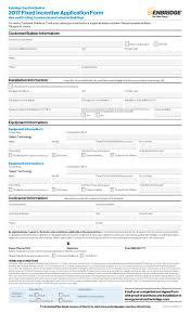 incentive application forms enbridge gas distribution 2017 fixed incentive app form