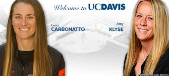 Carbonatto  Klyse join  lt br gt  UC Davis softball UC Davis Athletics