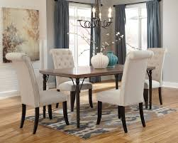 Set Of 4 Dining Room Chairs 4 Dining Room Chairs Dining Room Table Amp 4 Uph Side Chairs D530