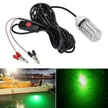 Professional 12V Water Lamp Led Lure Fish Light Net Diving ...