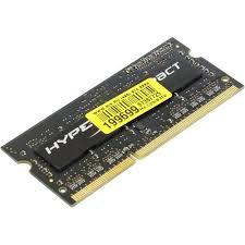 <b>Память</b> для ноутбука Kingston <b>HyperX Impact</b> LV SO-DIMM DDR3 ...