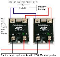dual mosfet installation dual mosfet relays