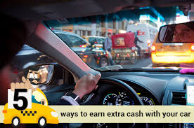 5 Ways To Earn Money With Your Car | Bankrate.com