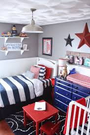 decor red blue room full: tabulous design a salute to red white amp blue