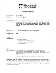 hotel front desk receptionist resume sample job and resume template 1275 x 1650