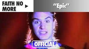 <b>Faith No More</b> - Epic (Official Music Video) - YouTube