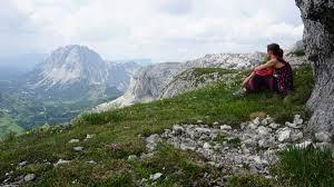 grüner see nurkowanie w sercu alp ino w Świat z anną i pawciem pod szczytem ebenstein