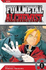 fullmetal alchemist vol issue