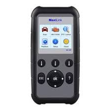 I have bought the <b>autel maxilink ml609p</b> from onlin store, I'm really ...