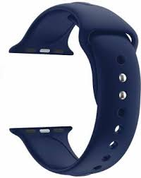 PBRD Soft <b>Silicone Strap Sports</b> Band Compatible with iWatch 42 ...