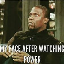 Power' Fans Went In With These Hilarious Season 2 Memes | The ... via Relatably.com