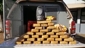 Guarda Municipal apreende drogas durante patrulhamento no Bairro 14 de Novembro - CGN
