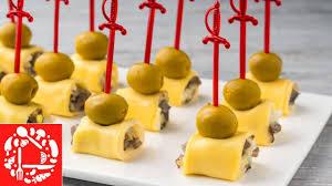 Праздничная <b>Закуска</b> на <b>шпажках</b>! Оригинально, Вкусно и Просто!