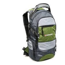 <b>Рюкзак WENGER NARROW</b> HIKING PACK 13024415 серый/се…