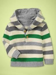 Baby gap gets me every time | Вязаные детские свитера ...