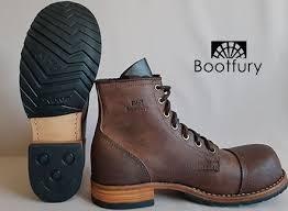 Статьи - Bootfury - основные типы крепления низа обуви - Bootfury