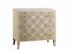 stein world furniture 3 drawer chest with nailhead detail black cream gold stein amazoncom stein world furniture anna apothecary
