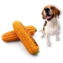 Латексная милая <b>игрушка для собак</b> в форме кукурузы, звуковая ...