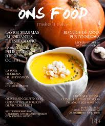 ONS MAGAZINE FOOD issue #20 october/november 2015 by ONS ...
