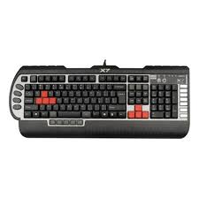 Купить <b>Клавиатура A4Tech</b> X7-G800MU, <b>проводная</b>, <b>игровая</b>, USB ...