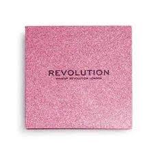 <b>Revolution Pressed Glitter</b> Palette Diva | <b>Make Up</b> | Superdrug