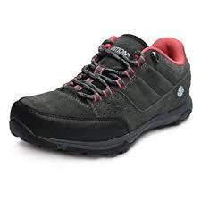 GRITION <b>Women's</b> Waterproof Hiking <b>Shoes Cow</b> Suede Mesh ...