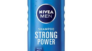 <b>Strong Power</b> Shampoo 250ml   Shampoo Hair Care   NIVEA MEN